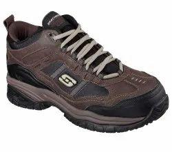 EN Skechers安全鞋的工业,尺寸:6-10