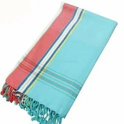 100% Cotton Kikoy Pareo Custom Towel