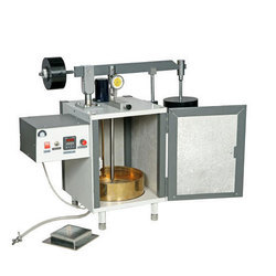Matic Asphalt Hardness Tester