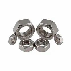 ASTM F468 Titanium Gr 7 Nuts