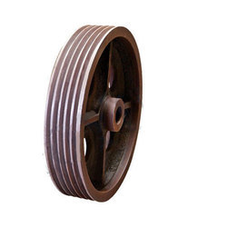E-Section Pulleys, Capacity: 0.5 Ton