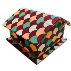 Multicolor Hut Shaped Paper Chocolate Box, For Gift & Crafts, Box Capacity: 500g