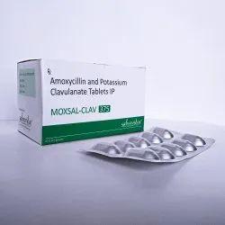 Amoxicillin Clavulanic 375