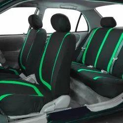 Leatherite Front & Back Designer Car Seat Cover