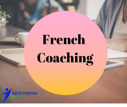 English French Coaching Institute, Course Mode: Offline