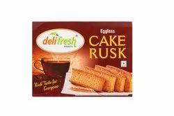 Delifresh Cake Rusk, Weight: 400gm
