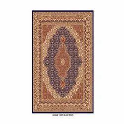 Rectangular Kashmiri Antique Carpet,  Size: 10x12 Feet
