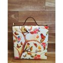 Digital Print Fabric Handbag