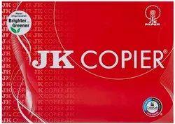 Green JK Copier Paper for Photocopy, Size: A4