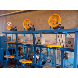 Vertical Paper Covering Machine
