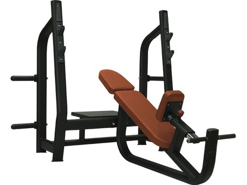 Inclined Bench Press - Verdure Wellness