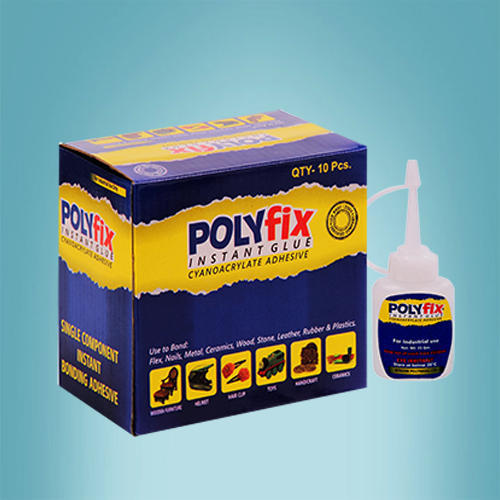 Polyfix, Polyfix Instant Glue Industrial Grade Picture Frames Instant Adhesive