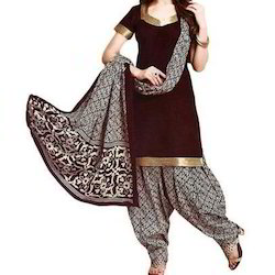 Casual Wear Cotton Salwar Suit