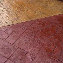 Color Floor Hardener