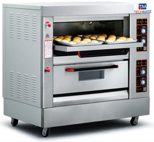 Techmate Ss Gas Baking Oven