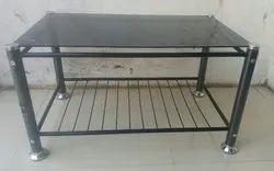 Nakoda 3 X 2 Feet Toughened Glass Center Table