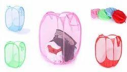 Foldable Washing Clothes Laundry Basket