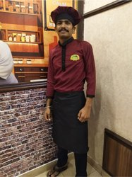 Waiter Uniform Full Set