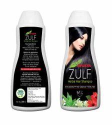 Ayusya Naturals Pvt Ltd. Unisex Zulf Shampoo, Packaging Type: Bottle
