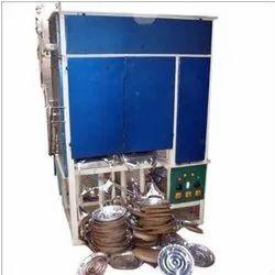 Double Die Semi Automatic Hydraulic Paper Plate Making Machine