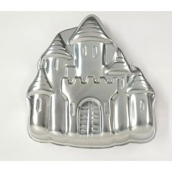 Castle Cake Jelly Pans