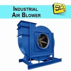 Mild Steel Electric Industrial Air Blower