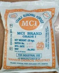 Bleaching Powder Stable