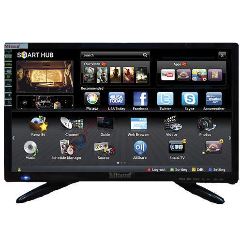 Mitsun 43 Inch Smart Led Tv Screen Size 40 Rs 22500 Piece
