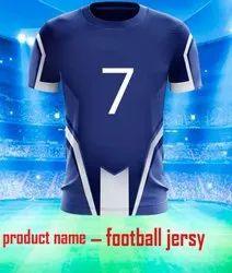 Round Neck Football Jersey