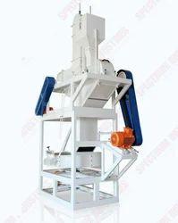 Cross Beater Type Coffee Huller, Capacity: 500 Kg Per Hr