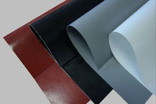Silicon Rubber coated glass fabric