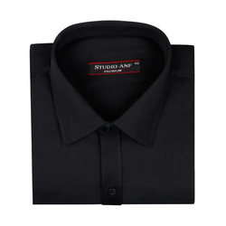 Premium Black Formal Shirt