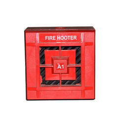 Wall Mounted Fire Hooter