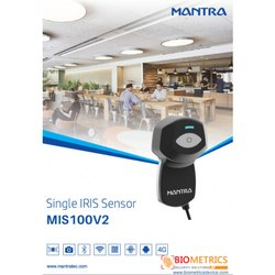 MIS-100V2 Mantra Single Iris Scanner