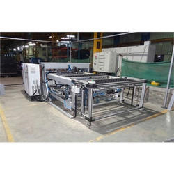 Wire Mesh Spot Weld Machine