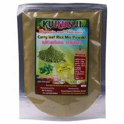 Kurunji Curry Leaf Rice Mix Powder
