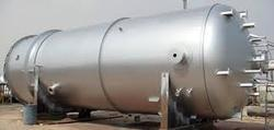 Vessels Storage Tanks