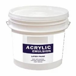 Acrylic Emulsions For Water Based Paints, Packaging Type: Bucket