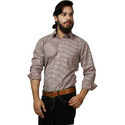 Men Checkered Formal Shirt