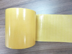 Yellow Adhesive Transfer Tapes