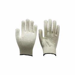 高级棉针织无缝手套