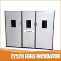 TM&W - Industrial Incubator Or Hatcher of 16665 Eggs Capacity