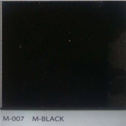 M Black Acrylic Solid Surface