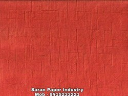 Red Color Chatai Paper