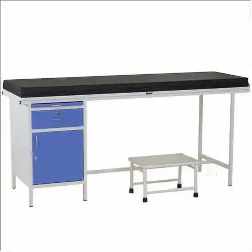 Stainless Steel Hospital Examination Table
