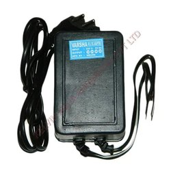 Plastic Varsha 220 Volt Adaptor