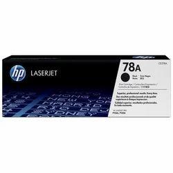 HP CE278A 78A Black Toner Cartridge
