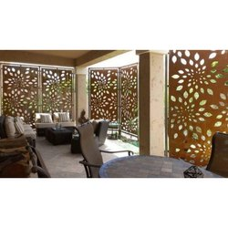 MDF 3D Wall Panel