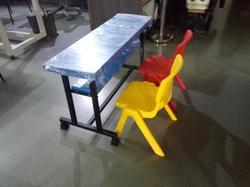 School Chair Table Set