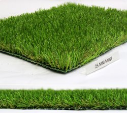 Dekorr 25 Mm PP And PE High Quality Artificial Grass (Mint 4 Tone Green To Yellow)